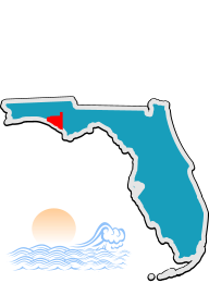 Bay County DUI Program location map
