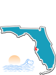Pinellas County DUI Program location map